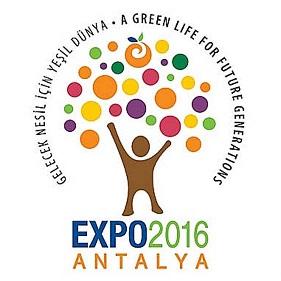 Bakan Eker EXPO 2016 Antalya sergi alanı hizmet binası açılışını yaptı