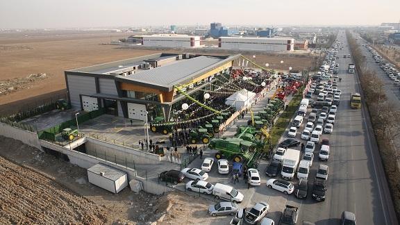 Konya'da Tarımın Teknoloji Üssü Açıldı