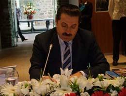 Say�n �elik, G�da Tar�m ve Hayvanc�l�k Bakanl��� g�revini devrald�