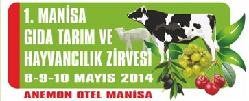 Manisa'da Gıda Tarım ve Hayvancılık Zirvesi