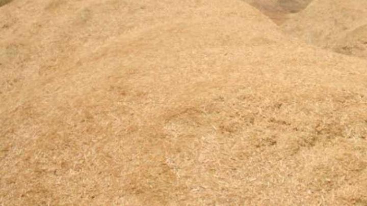 Diyarbakır Bismil Satılık Buğday samanı