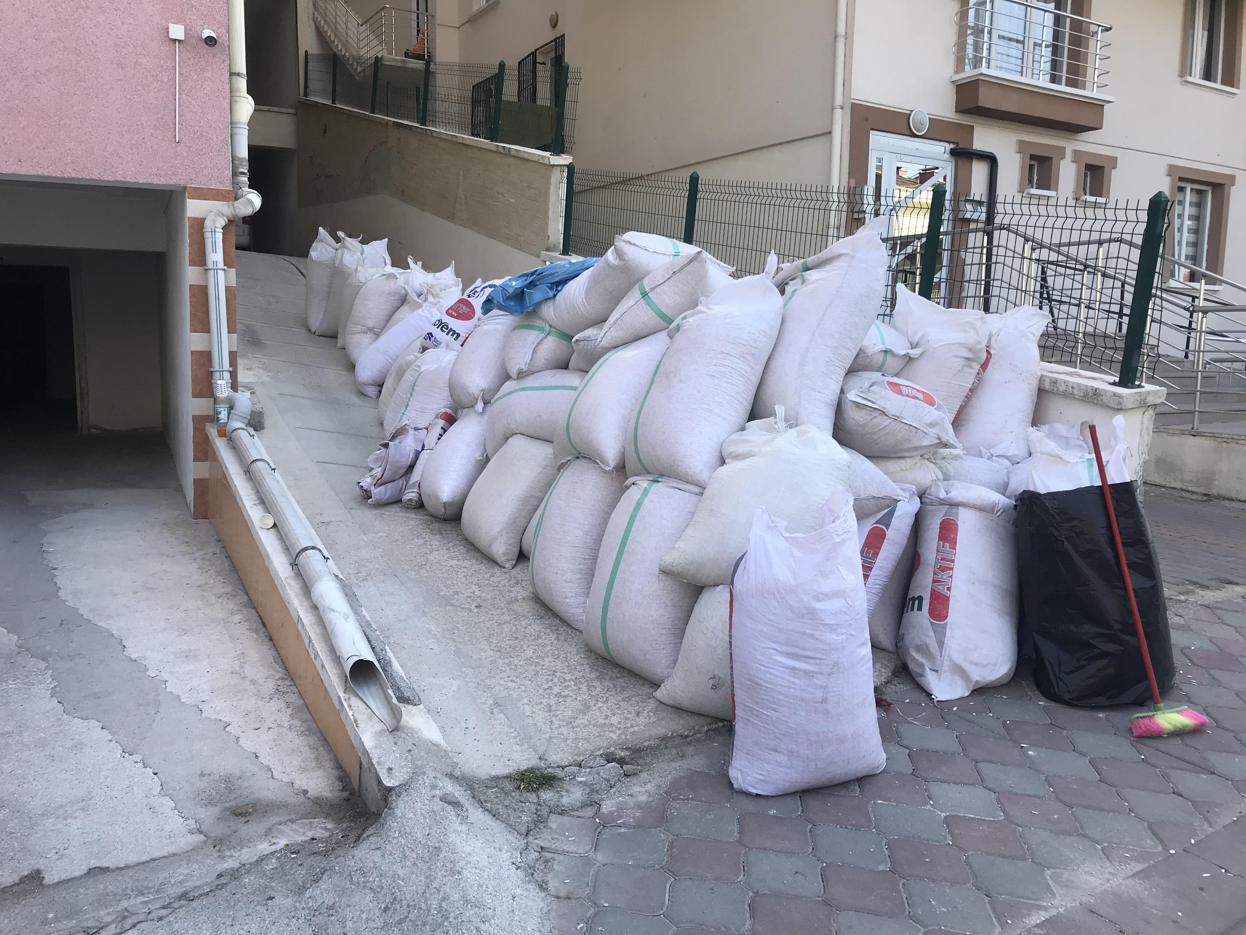 Ankara Keçiören Satılık Kabak Çekirdeği