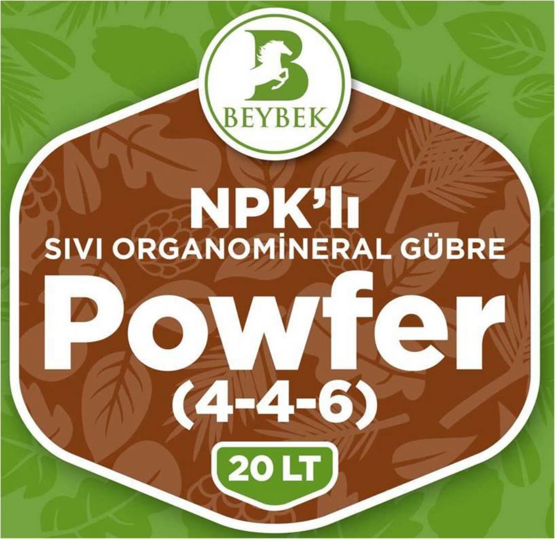 Azot-Fosfor-Potasyumlu sıvı gübre - Şirketimiz Organik Mineralli Nanoteknolojik Beybek Powfer Sıvı Gübrenin Türkiye Genel Satıcısıdır Tarımsal Üretimde Devrim Yapan