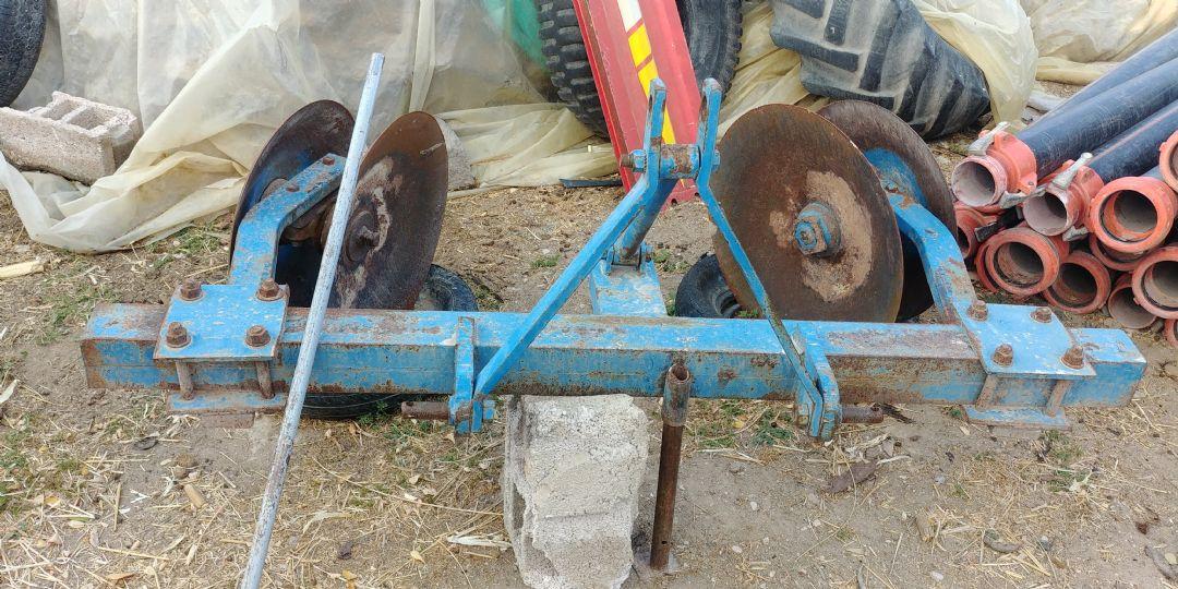 Disk Goble - Arpa Buğday Sulaması Için Diskli Tava Sırt Makinası