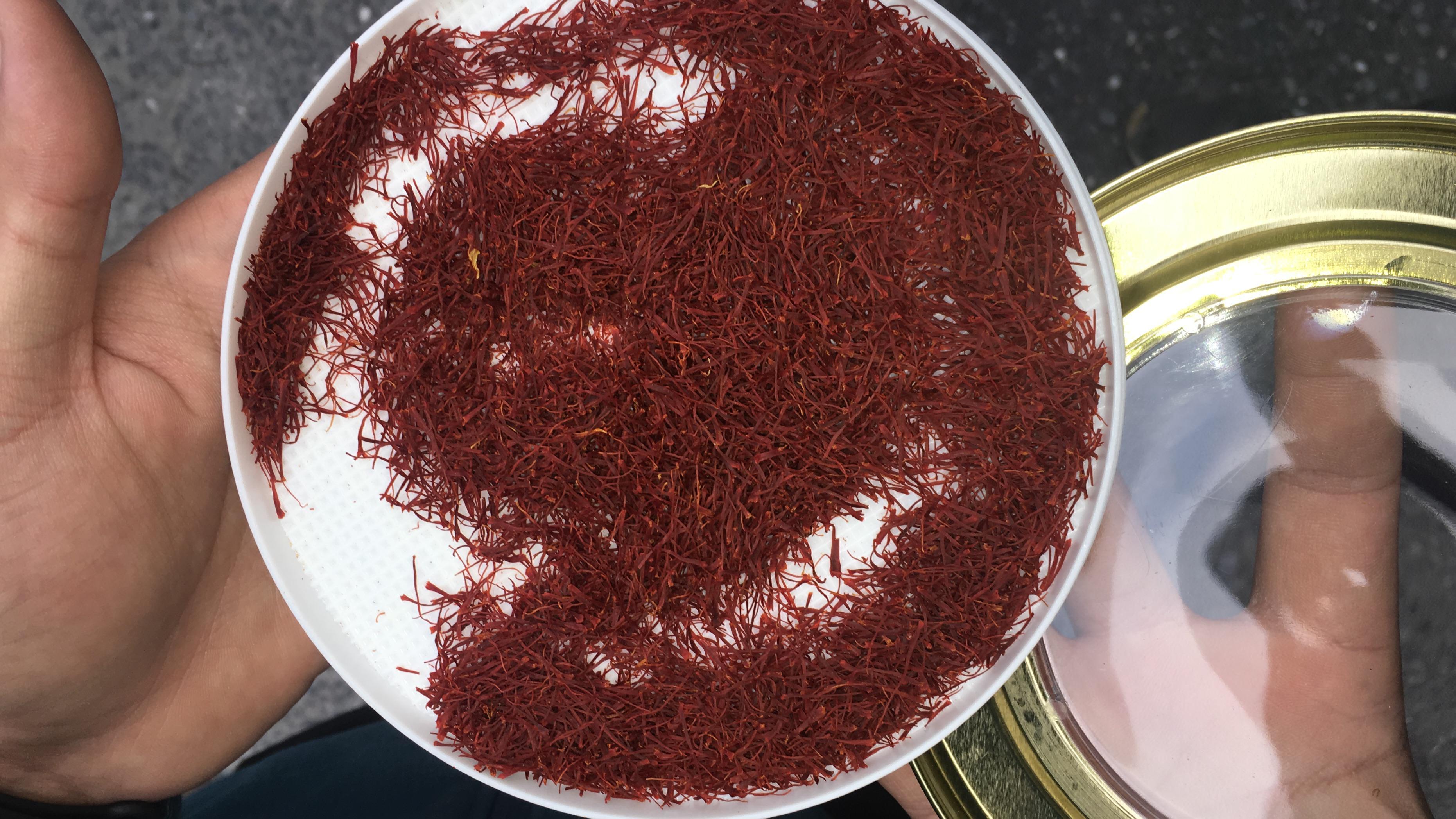 Safran - Üretici Çağlar Günal 30000 tl fiyat ile 1 kilogram safran  satmak istiyor