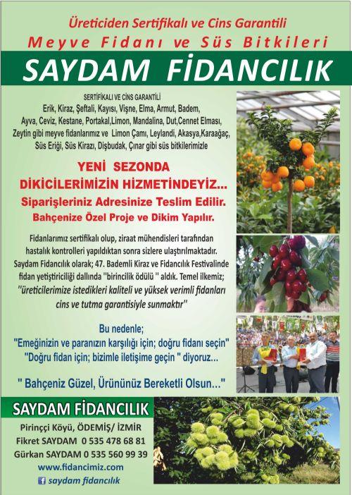 mehmet saydam - tarimziraat.com