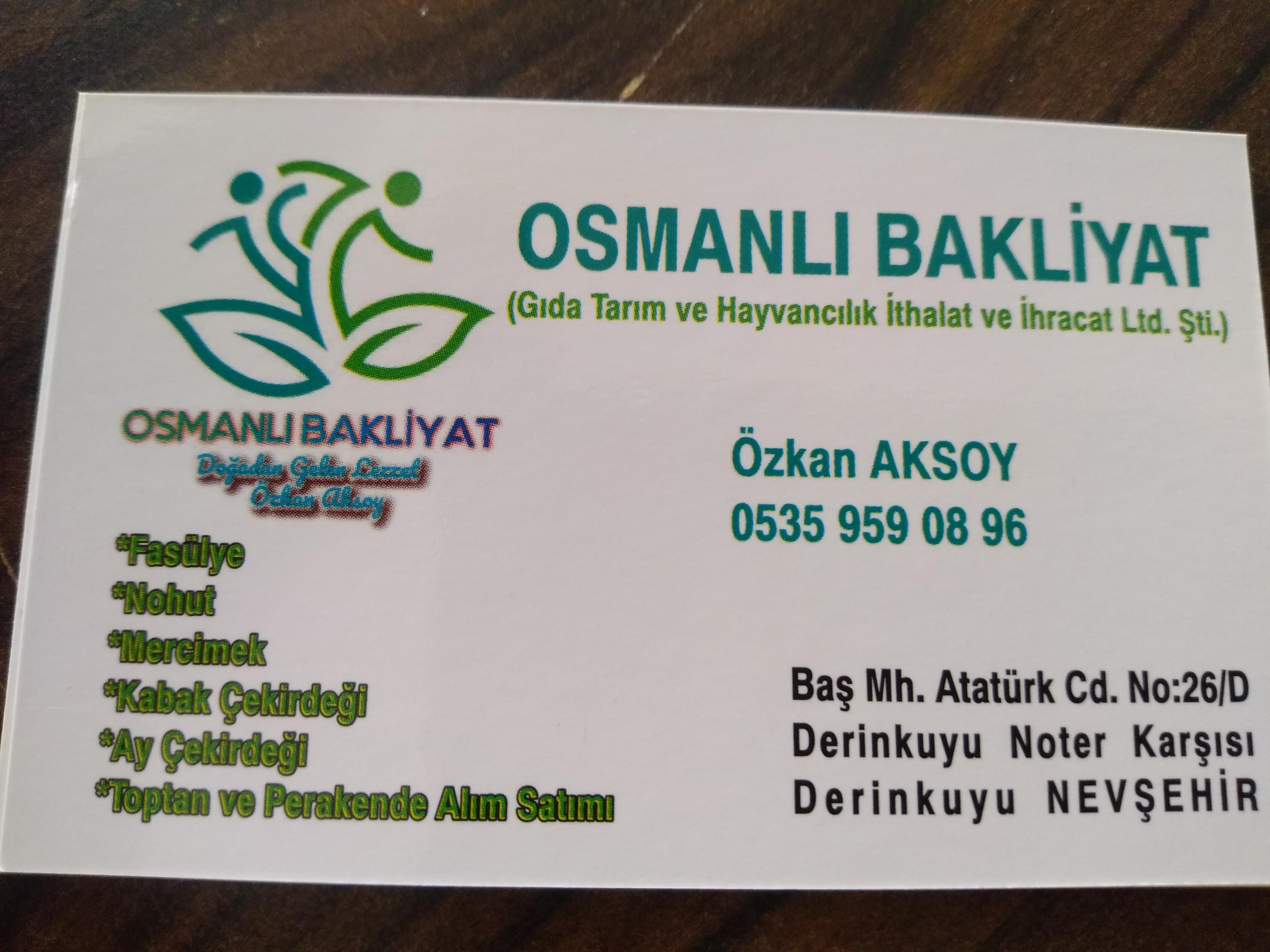 Muhammed Aksoy - tarimziraat.com