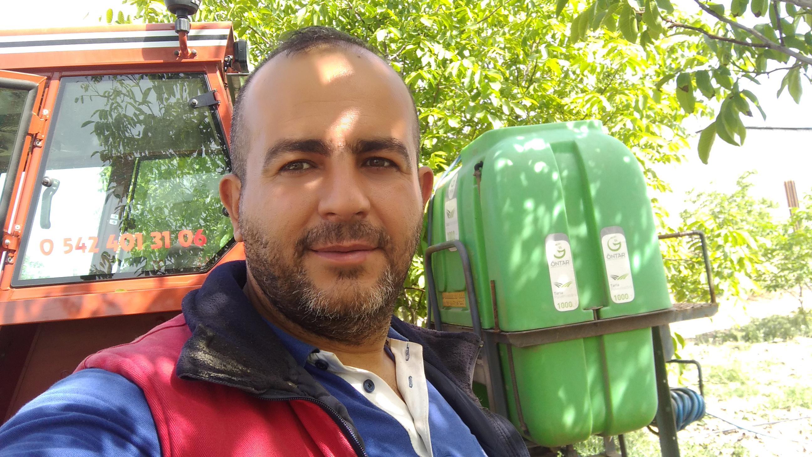Erdinç Parlak - tarimziraat.com