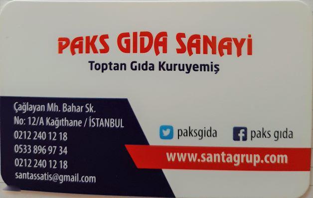 Paks Kuruyemiş Paks - tarimziraat.com